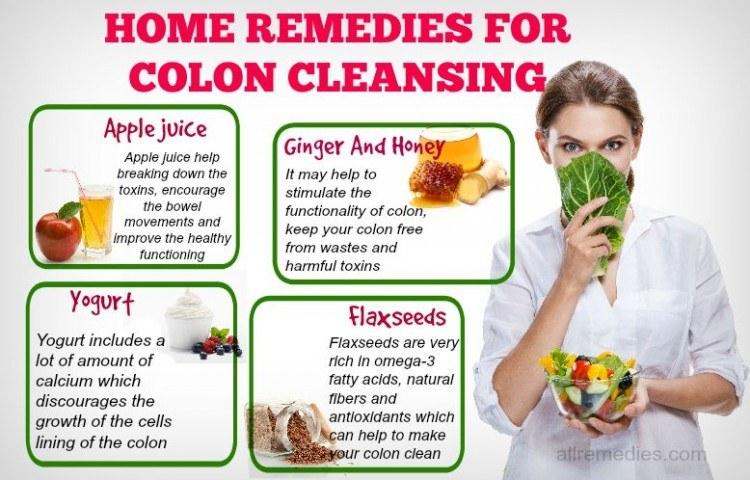pulire il colon