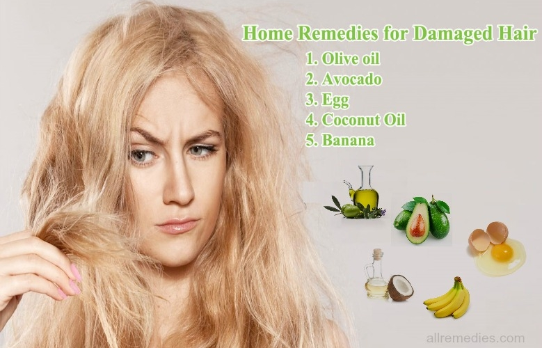 Natural at home remedies for damaged hair – 45 best tips ...