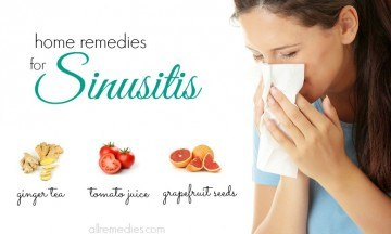home remedies for sinusitis
