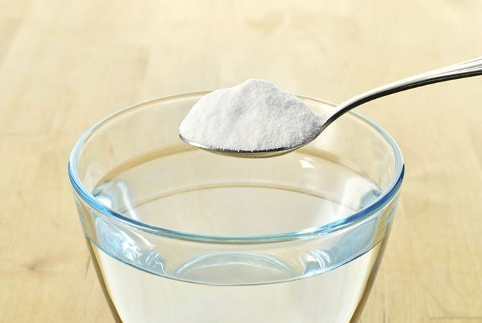 how to make sodium bicarbonate at home