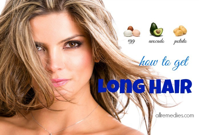 22 Tips on How to Get Long Hair Fast and Naturally