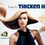 how to thicken hair