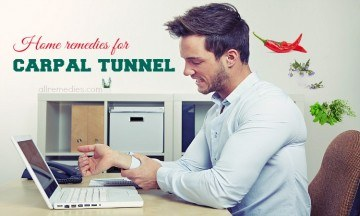 home remedies for carpal tunnel