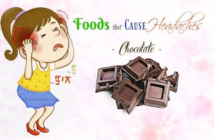 foods that cause headaches