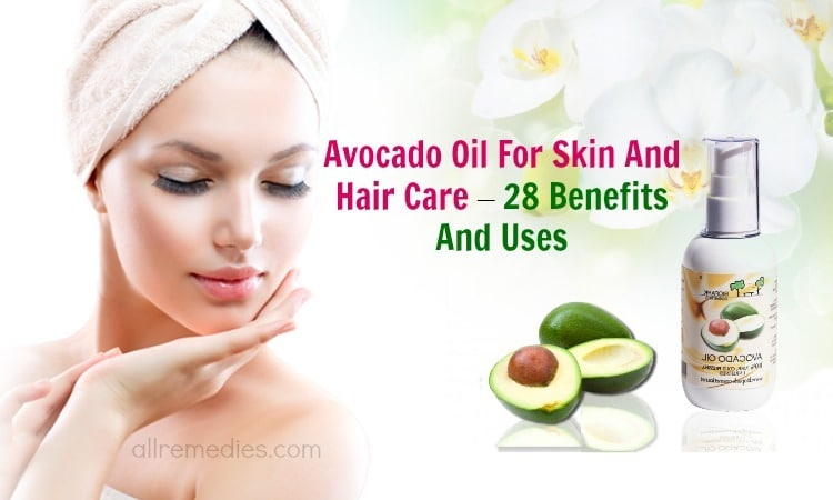 avocado oil for skin