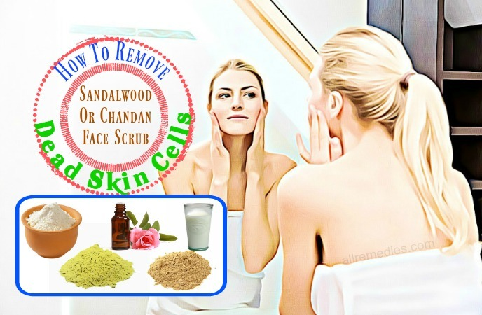 how to remove dead skin cells