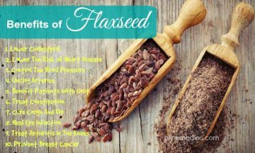 Benefits of flaxseed