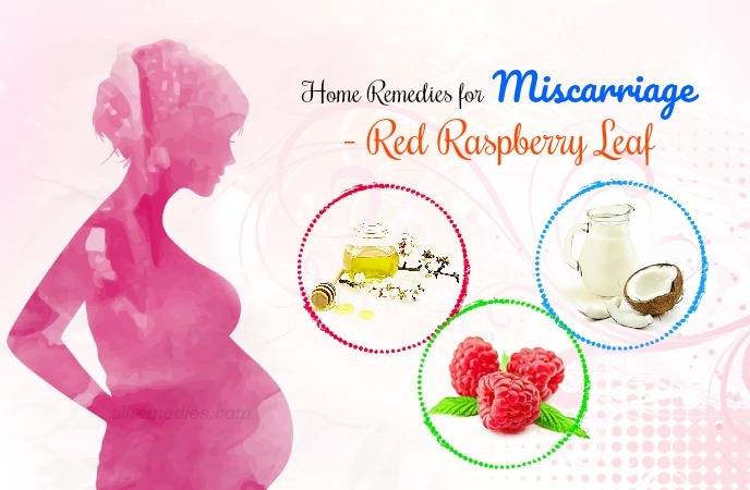 home remedies for miscarriage