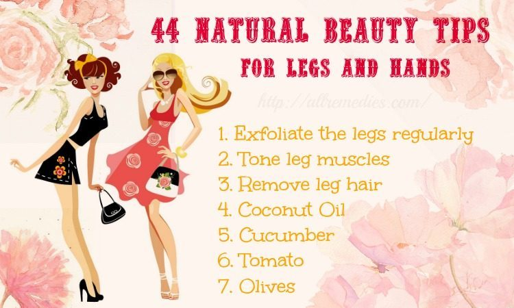 beauty tips for legs