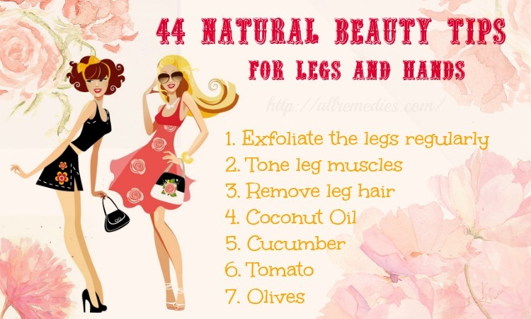 beauty tips for legs