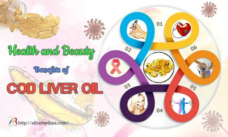 13 Health and Beauty Benefits of Cod Liver Oil
