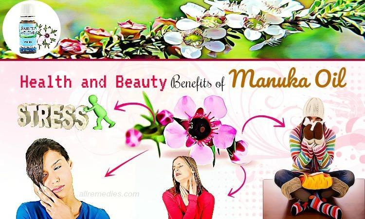 benefits of manuka oil
