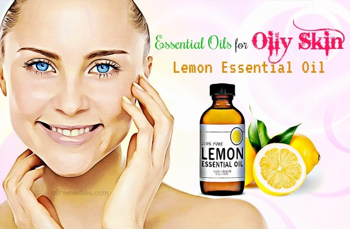 essential oils for oily skin