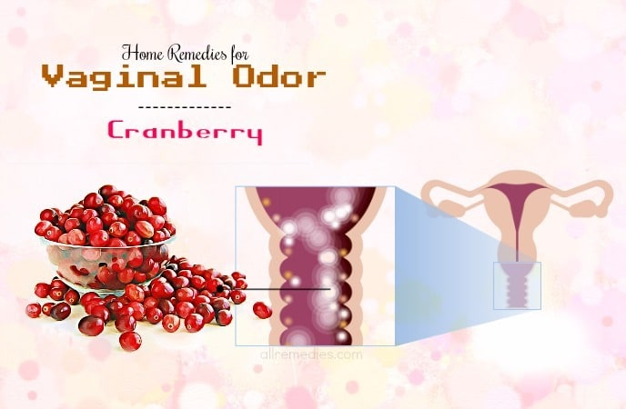 home remedies for vaginal odor