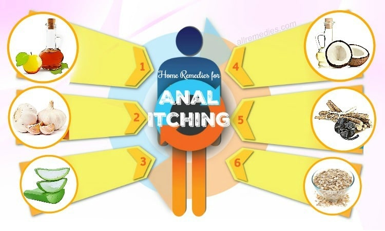 home remedies for anal itching