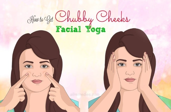 how to get chubby cheeks