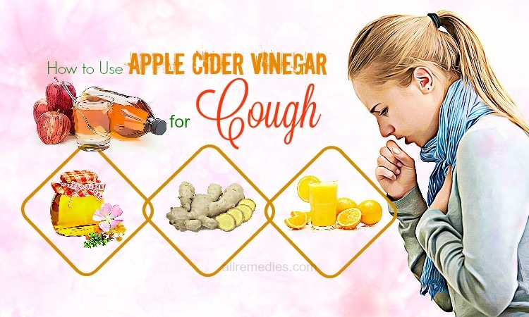 apple cider vinegar for cough