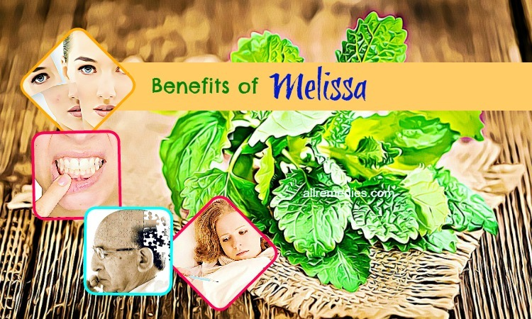 benefits of melissa