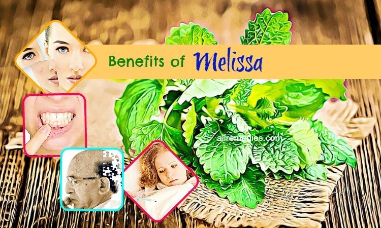 benefits of melissa