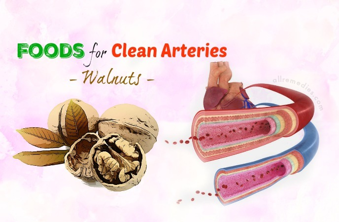 foods for clean arteries