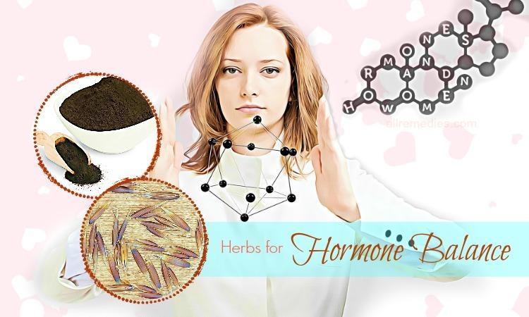 herbs for hormone balance