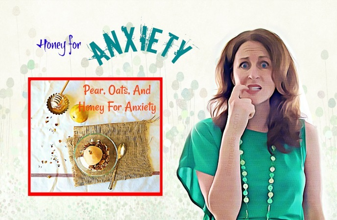 honey for anxiety