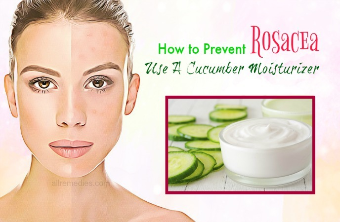how to prevent rosacea