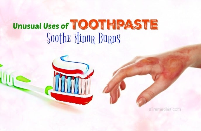 unusual uses of toothpaste