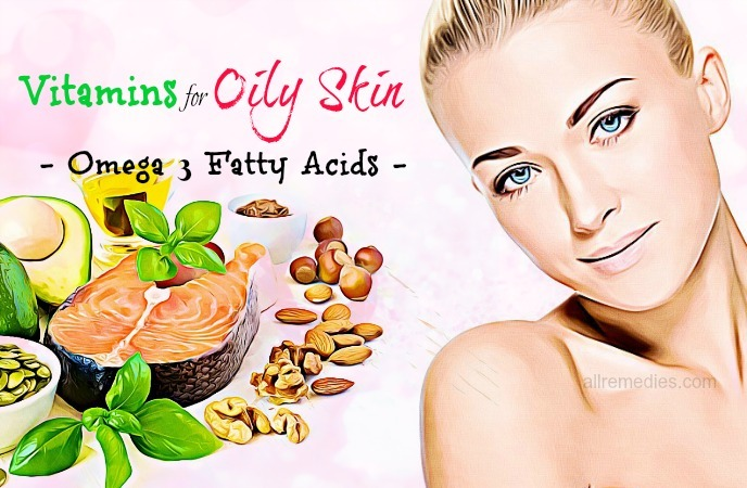 vitamins for oily skin