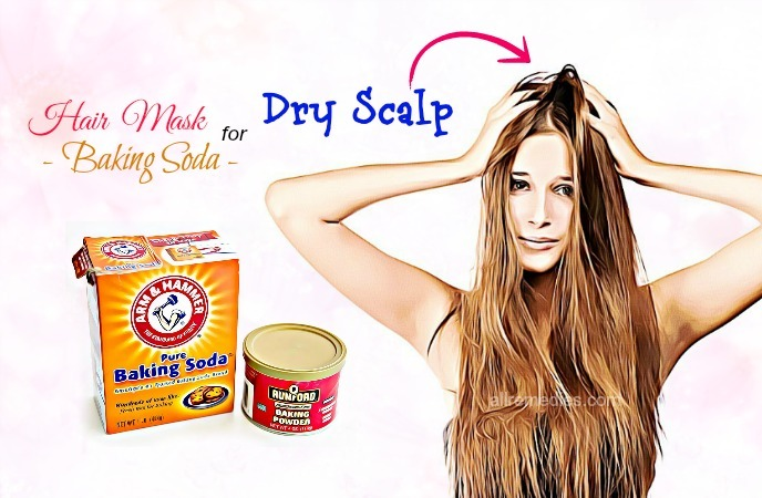 hair mask for dry scalp