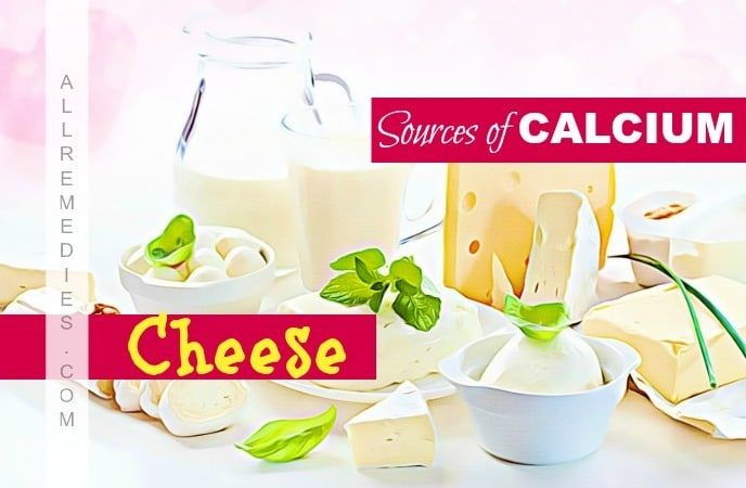 sources of calcium
