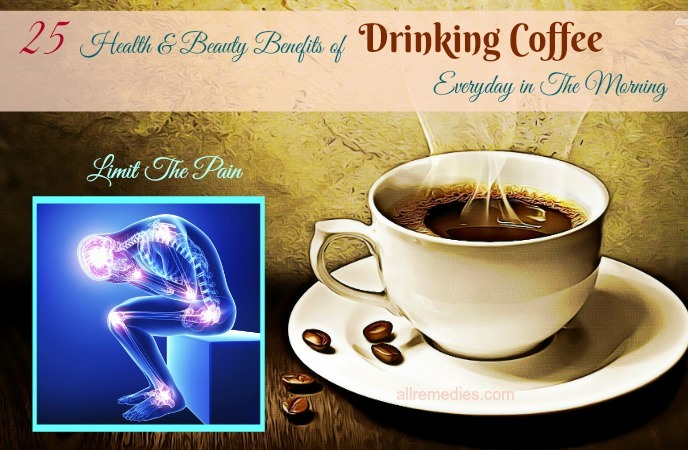 beauty benefits of drinking coffee