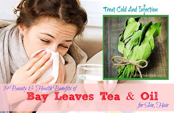 benefits of bay leaves tea