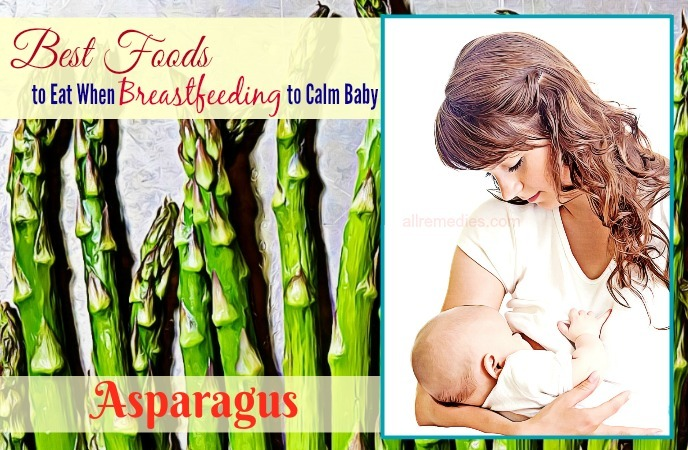 best foods to eat when breastfeeding