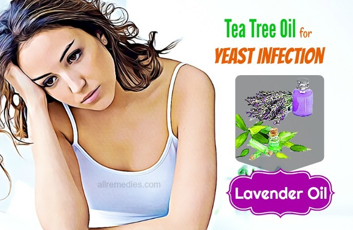 tea tree oil for yeast infection on skin