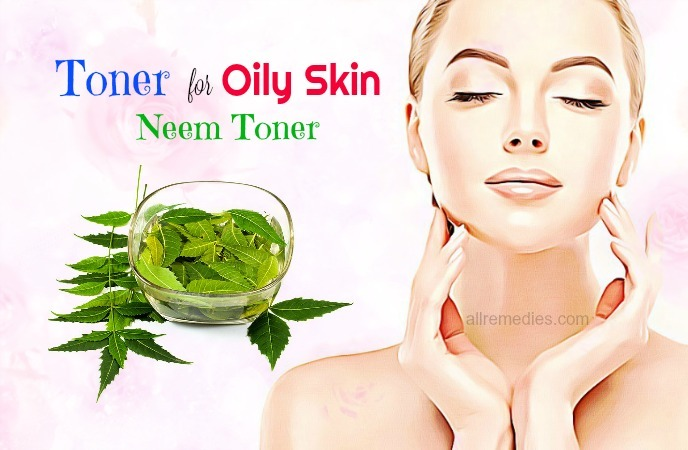 toner for oily skin-neem toner