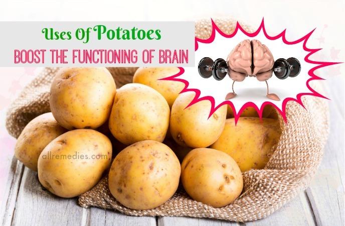 uses of potatoes
