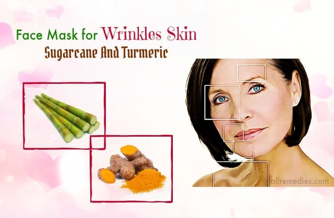 face mask for wrinkles diy
