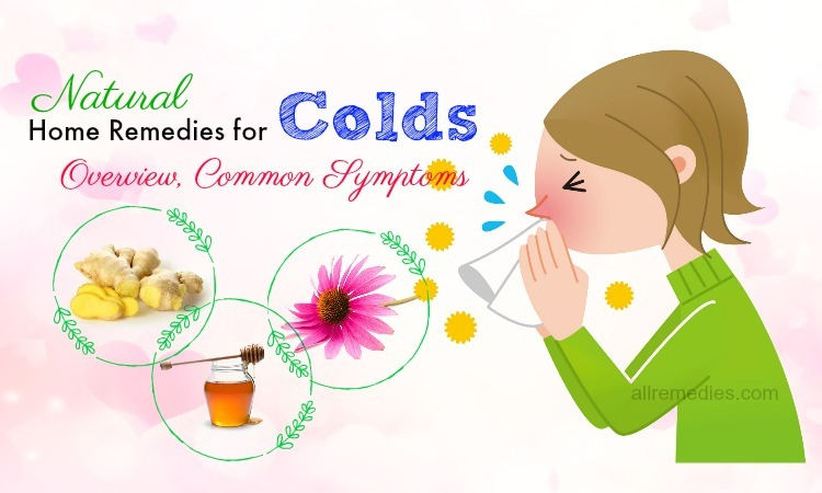 home remedies for colds