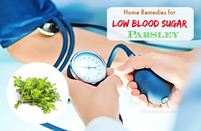 home remedies for low blood sugar treatment