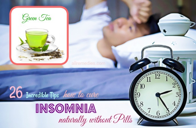 how to cure insomnia without pills