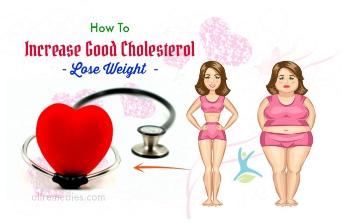 how to increase good cholesterol level