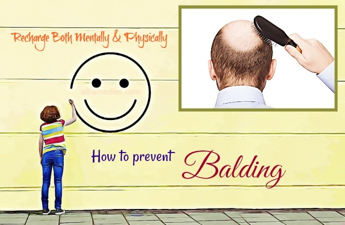 how to prevent balding naturally