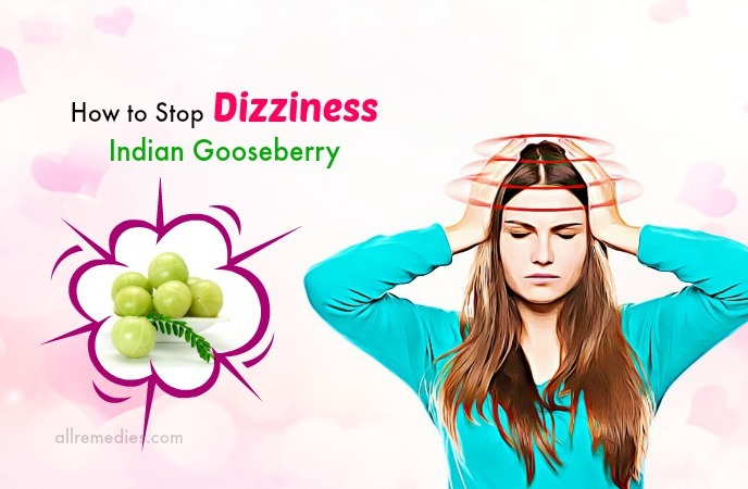 how to stop dizziness from allergies