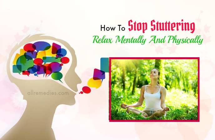 how to stop stuttering in adults
