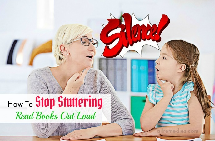 how to stop stuttering in child