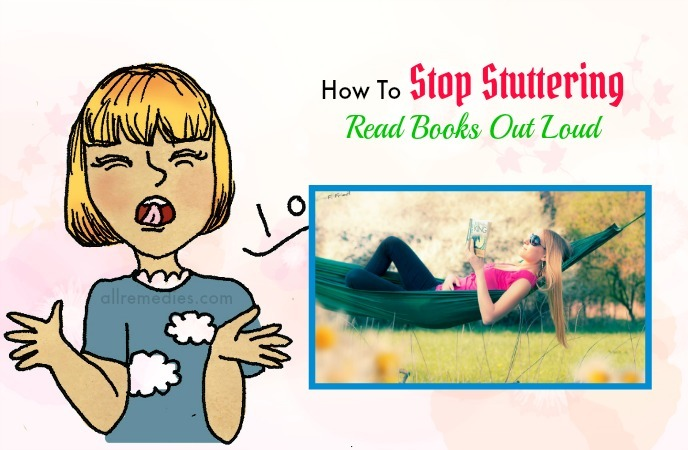 how to stop stuttering naturally