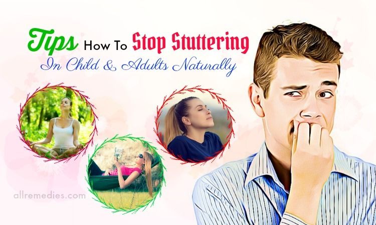 how to stop stuttering
