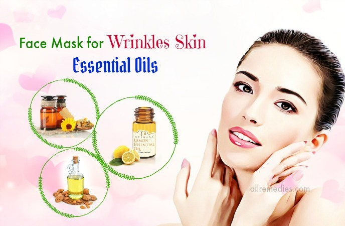 natural face mask for wrinkles