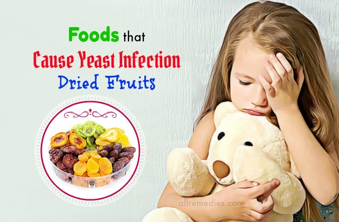 natural foods that cause yeast infection